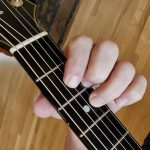 Super Easy First Guitar Lesson – The D Chord